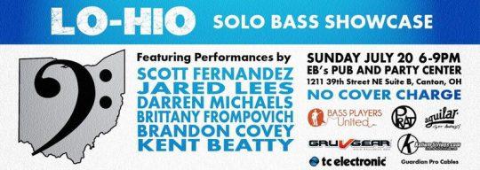 Lo-Hio Solo Bass Showcase