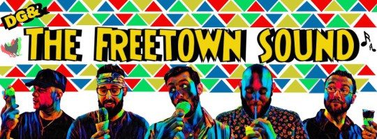 DG & The Freetown Sound